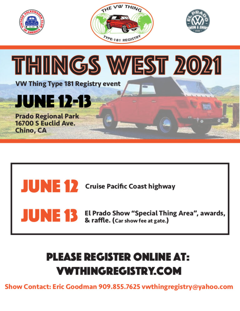 Thing West 2021 Flyer